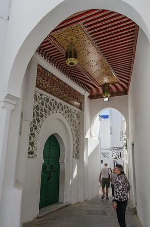 Tangier's Doors