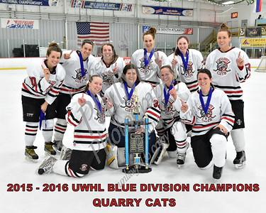 Blue Championship - Quarry Cats vs Patriots