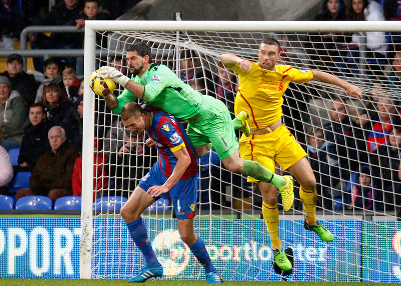 Palace keeper Julian Speroni