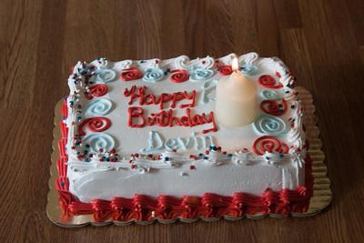Devin 21st Birthday
