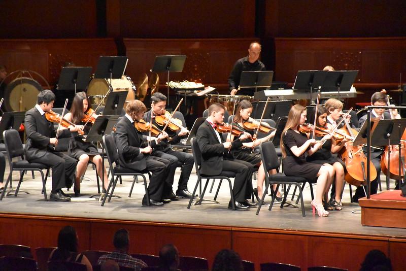 Symphony Orchestra Performance