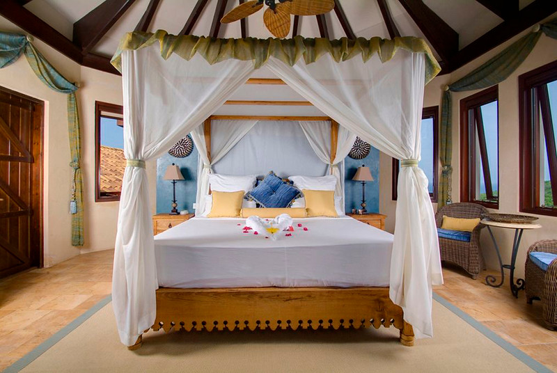 Property photographer in Mustique