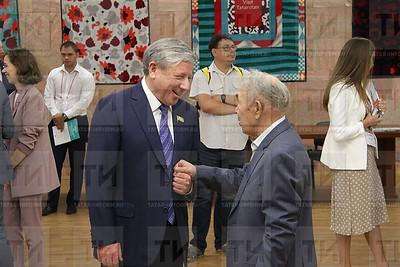 11.07.19 49-ая сессия Государственного Совета РТ (Александр Эшкинин)