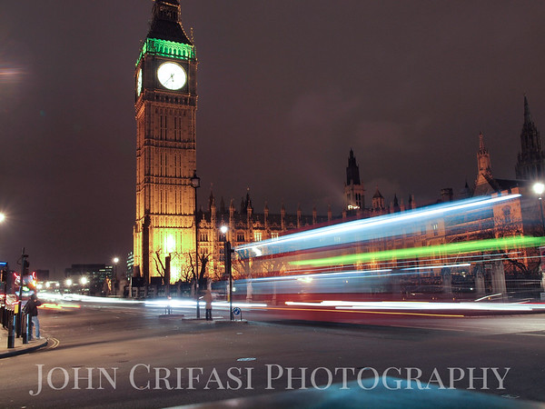 London, 2013