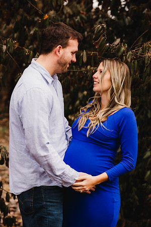 Dusti's Maternity Session