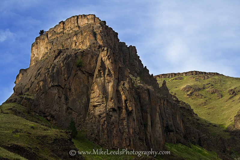 Jarbidge River Canyon in Idaho