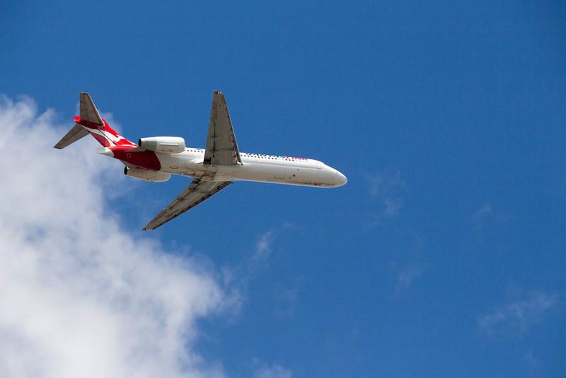 QantasLink Boeing 717