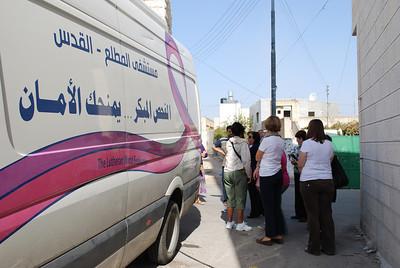 WELCA WELCJHL Visit - Mobile Mammography