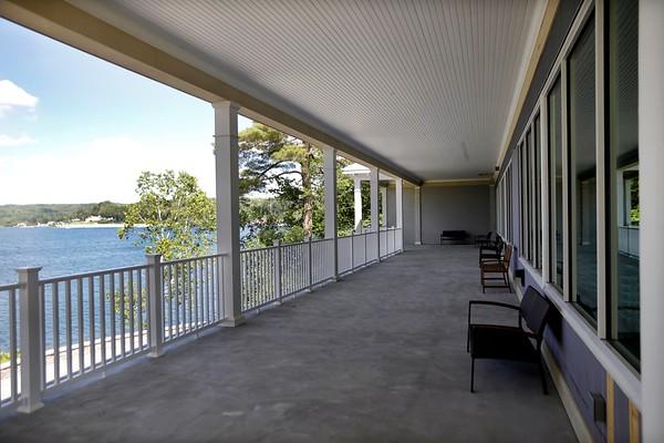 Proprietor's Lodge new patio and deck-062719