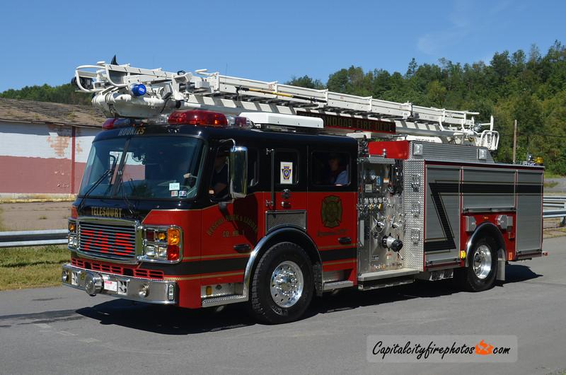 Shenandoah (Rescue Hook & Ladder Co. 1)Squirt 745: 2006 American LaFrance Eagle 1500/500/25 50'