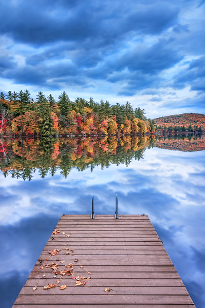 Floating Dock, Maine