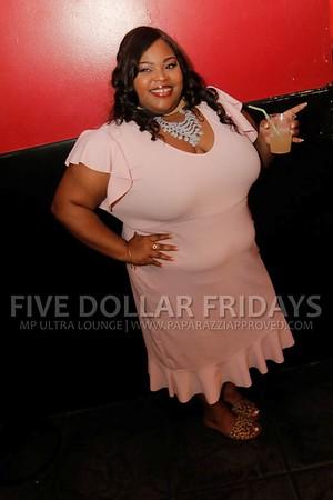 FIVE DOLLAR FRIDAYS 05.10.19