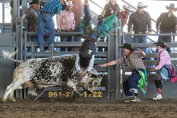 Extreme Bull Riding - NHW Sunday