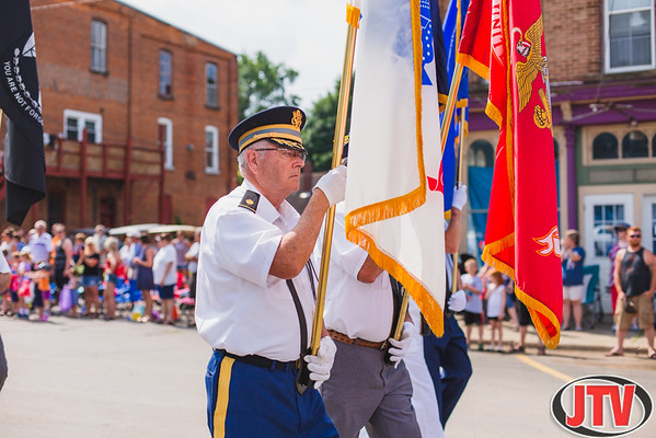 100 Years of the American Legion Parade 7-4-19