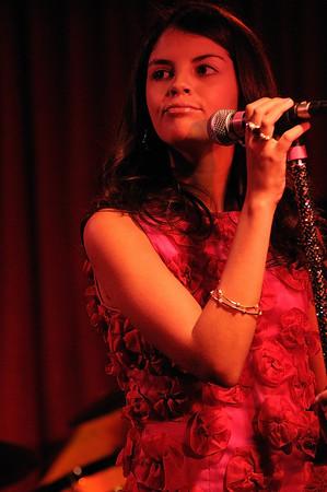 Nikki Yanofsky (Jazz Prodigy)  for Downbeat Magazine