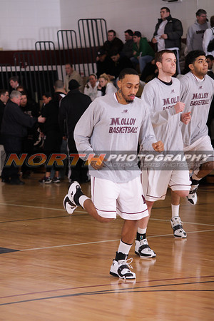 01/21/2009 CW Post vs. Molloy