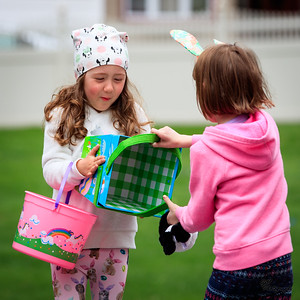 19.04.21 Ella's Egg Hunt