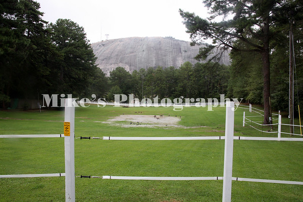 The Plantation and Stone Mountain