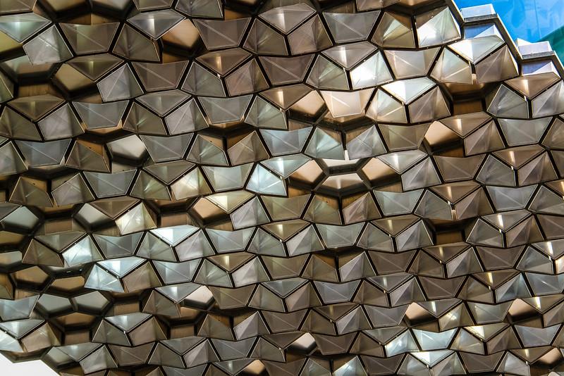 Ceiling of Maple Leaf Square