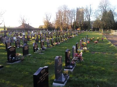 St Nicholas Churchyard 26Mar '12