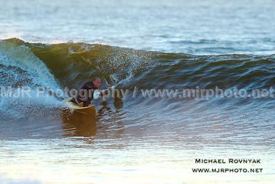 Surfing, L.B. West, NY, 09.16.12 Joe