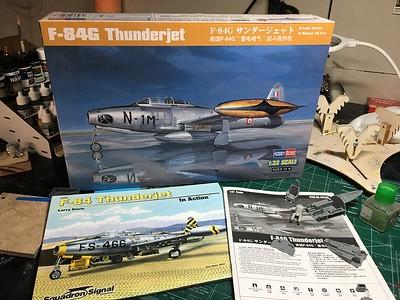 F-84G Thunderbird