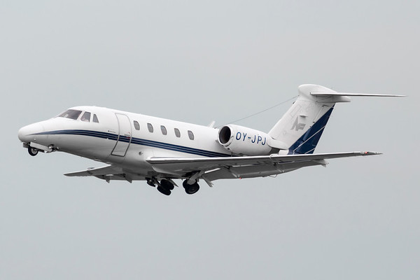 OY-JPJ - Cessna 650 Citation III