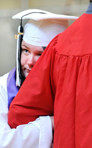 Lisbon High School graduation