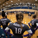 Mount Union Purple Raiders Volleyball