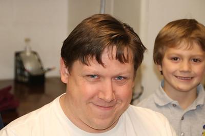 """Mr. Egan's """"Haircut"""""""