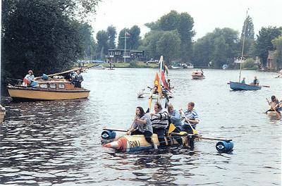 Raft Race 93