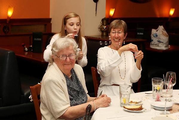 Gran's 90th Birthday Party - Capt Andersons - Panama City Beach - March 26, 2011 - Birthday 3/3/11
