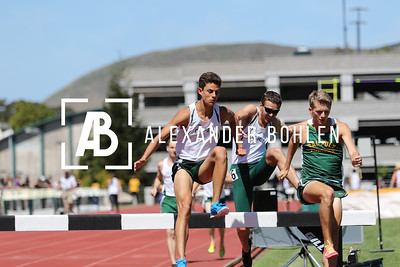 2015 Cal Poly Track Running Events