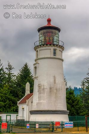 Umpqua River Lighthouse (Winchester Bay)