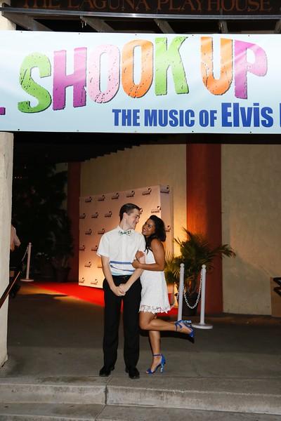 """All Shook Up"" Laguna Playhouse Opening Night"