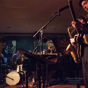 Aug 4 2018 - David Vest - Hermann's Jazz Club