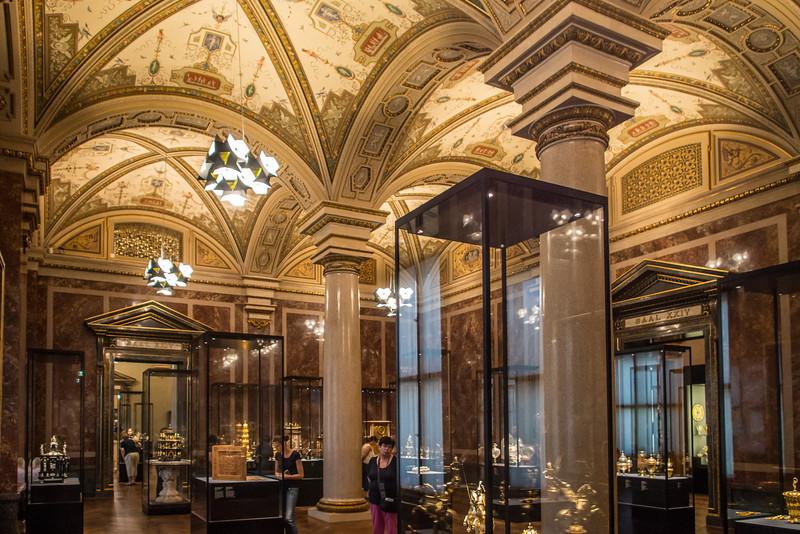 Galleries, Kunsthistorisches Museum, Vienna