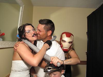 Tracy & Andrew Wedding PhotoBooth HD Video