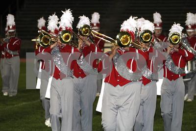 Jackson Liberty High School Marching Band 10-16-10
