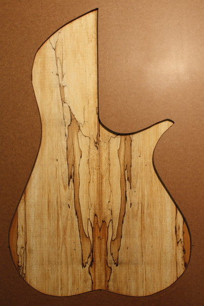Spalted Maple 2-001
