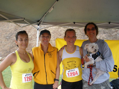 10/16/10 Dirt Dog XC Race #6 Cougar Challenge 5K