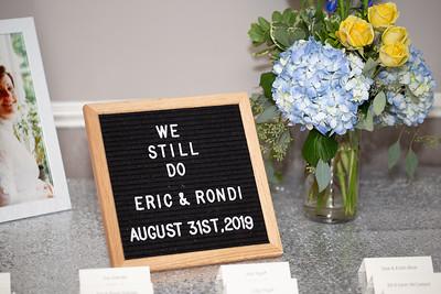 Eric & Rondi