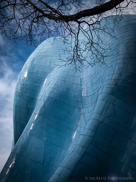 The Blue Blob...
