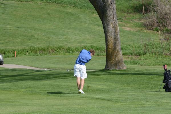 JV Boys Golf at Beatrice, 4-27-15