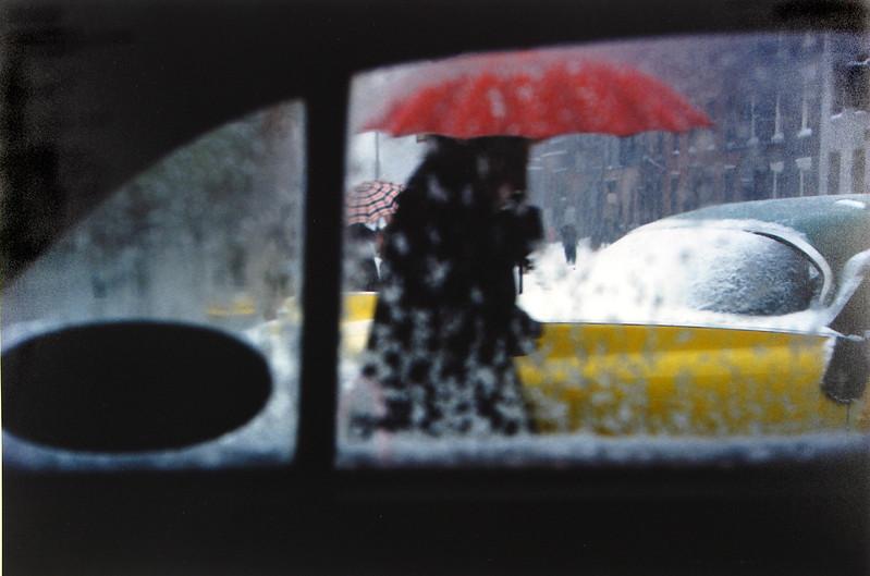 Famous Street Photographers - Saul Leiter