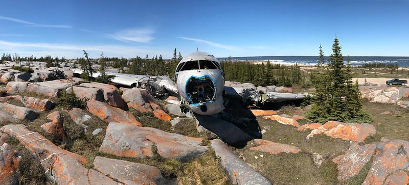 Miss Piggy plane crash Churchill Manitoba Canada IMG_8418.jpg