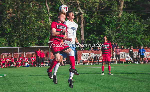 (1st Annual Mayor's Cup) LHS Boys Varsity Soccer vs Notre Dame
