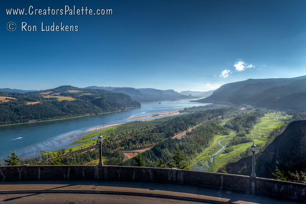 Columbia River Gorge & Waterfalls