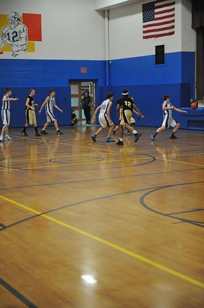 2012-2-15 Damascus B-Ball 8th Grade Boys
