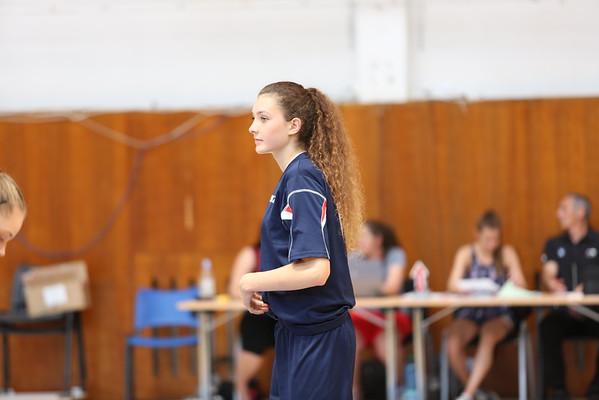 basketbal dievčatá